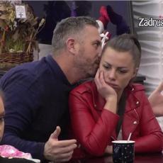 TREBA MALO DA ĆUTIŠ! Edis POBESNEO jer je Dragana iznela sve o njegovom odnosu sa Kaćom Živković!
