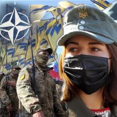 TREBA NAM ČVRŠĆI STAV, U EVROPI RUSIJI NIKO NIŠTA NE SME: Ukrajina hoće Ameriku u pregovorima oko Donbasa