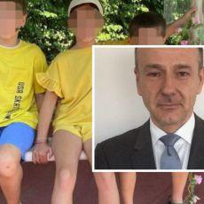 TREBALO JE DA DOĐE DA SE IGRAJU Sin hrvatskog političara družio se sa mališanom kojeg je otac monstrum ubio u Zagrebu