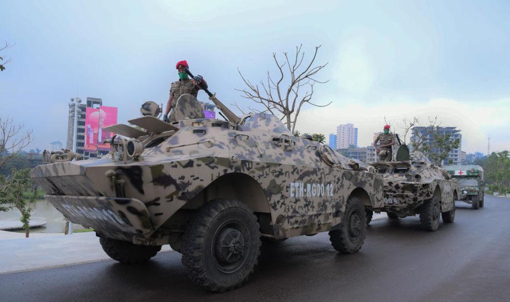 TREĆA FAZA KONFLIKTA U ETIOPIJI: Vojska ušla u grad Mekele, savezna policija goni tigrajske lidere (VIDEO)