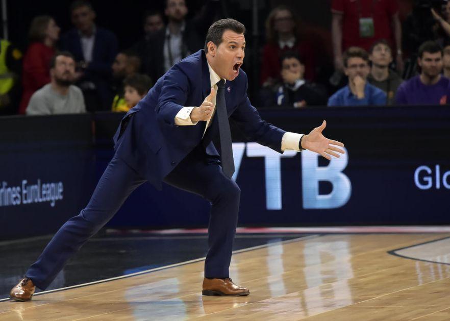 TRENER CSKA POKRENUO OZBILJNU TEMU: Itudis govorio o sistemu takmičenja, pa poredio NBA i Evroligu