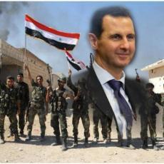 TRESAO SE DAMASK: Sinoćnji događaj je uznemirio Sirijce, svi su gledali ka Golanu, a onda su saznali istinu