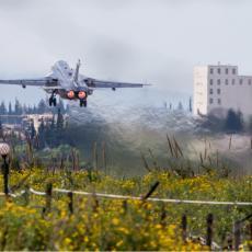TRESLO SE IZNAD GRADA ITHRIJA: Asadovi junaci i Rusi slamaju ISIS do temelja!