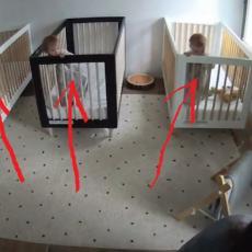 TRI, ČETIRI.... UDRI! Pogledajte trenutak kada ove trojke počnu da plešu - SINHRONIZOVANO! (VIDEO)