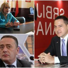 TRI KANDIDATA SPS-a ZA MINISTRA PROSVETE: Krčkaju se Ružić, Antić i Đukić - Dejanović