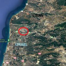 TRI RAKETE IZ LIBANA PRELETELE IZRAELSKI GRAD: Projektili kalibra 122 mm završili u Sredozemnom moru! (MAPA)