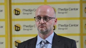TS: Vesićeve tvrdnje su lako proverljive laži, ne vodimo kampanju protiv Đokovića
