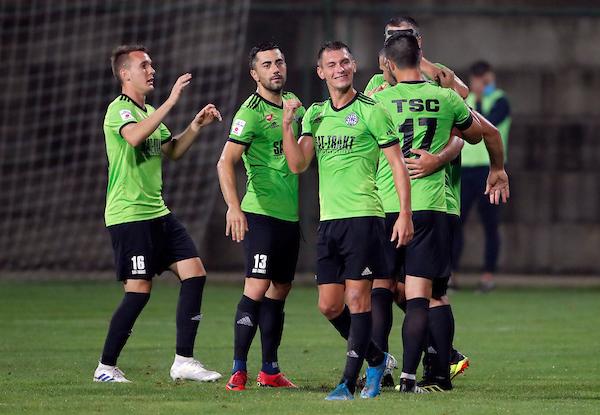 TSC o Voždovcu koji voli fudbal, čeka nas sjajna utakmica