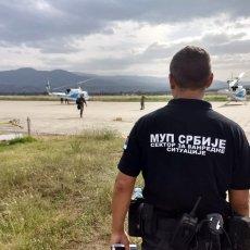 TU SU NAŠI PRIJATELJI IZ SRBIJE Makedonski ministar unutrašnjih poslova zahvalan Vučiću, srpski helikopteri gase požare
