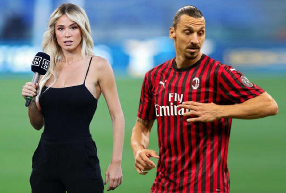 TUČA ILI NEŠTO DRUGO? Zlatan Ibrahimović će se sresti sa dečkom Dilete Leote!