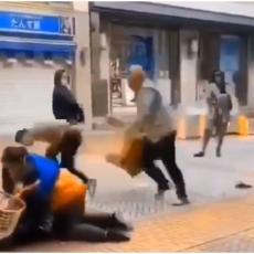 TUČA ZBOG NESTAŠICE MASKI: Haos na ulicama Japana, veliki redovi ispred apoteka! (VIDEO)