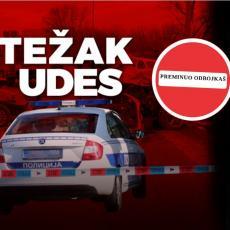 TUGUJE SRPSKA ODBOJKA: U teškoj nesreći poginuo Aleksandar Zavaroš (21)