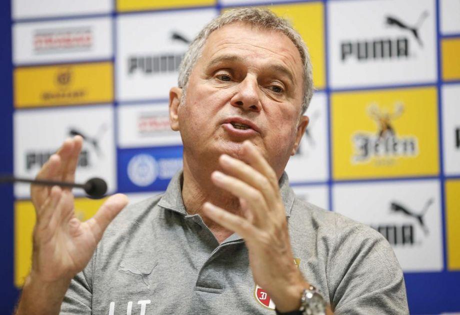TUMBA VERUJE U ČUDO: Evo šta kaže selektor Srbije pred meč sa Litvanijom u kvalifikacijama za EP (KURIR TV)