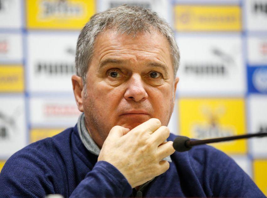 TUMBAKOVIĆ PRED UKRAJINCE: Ova utakmica nam je bitna iz MILION razloga
