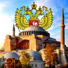 TURCI HOĆE DA VRATE SVET U SREDNJI VEK: Oštra reakcija iz Moskve na najavu ISLAMIZACIJE AJA SOFIJE
