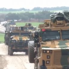 TURCI TRPE PORAZ ZA PORAZOM: Erdoganove trupe napustile još jedan garnizon