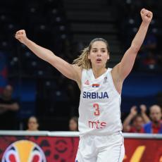 TURKINJE STIŽU U BEOGRAD: Maja Miljković očekuje PODRŠKU publike na startu kvalifikacija