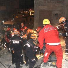 TURSKA BROJI ŽRTVE ZEMLJOTRESA: Povređeno više od 1.000 osoba, preko 20 ljudi POGINULO!