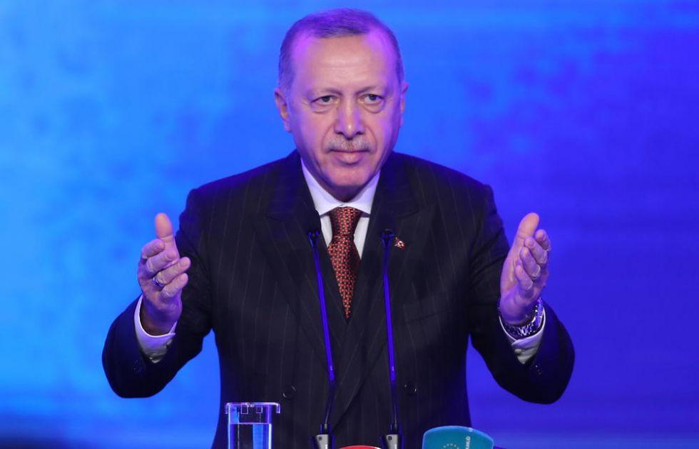 TURSKA ĆE INTERVENISATI AKO TRIPOLI TO ZATRAŽI! Erdogan: Onaj ko podržava Haftara krši embargo na prodaju naoružanja