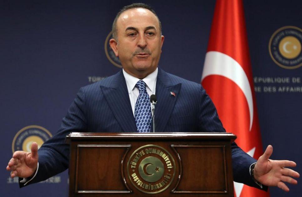 TURSKA SE OPET SPREMA NA SIRIJU? Čavušoglu: Ako se severoistok ne očisti od terorista, mi krećemo!