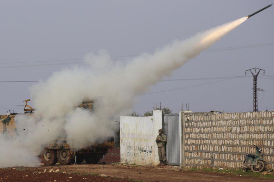 TURSKA VOJSKA GAĐA RUSKE AVIONE! U Siriji vlada pravo rasulo, evo kako se brane Putinove i Asadove snage