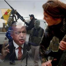 TURSKA VOJSKA TUČE ARTILJERIJOM CELU NOĆ I DAN: Militanti krenuli u siloviti proboj prema Ajn Isi (VIDEO)
