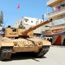 TURSKA VOJSKA UPALA U SIRIJU! Nadiru u Kan Šajkun, sirijska armija OTVORILA VATRU - BIĆE KRVAVO (VIDEO)