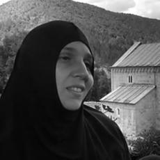 TUŽAN DAN ZA PRAVOSLAVLJE: Preminula čuvena monahinja Nina sa Kosmeta!