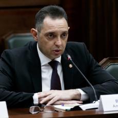 TUŽILAŠTVO JE GOSPODAR SVIH INFORMACIJA: Vulin o prisluškivanju predsednika Vučića