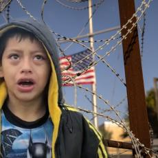 TUŽNA SUDBINA UPLAKANOG DEČAKA Izbacili ga iz Amerike, kidnapovali mu majku, molio policiju za pomoć (VIDEO)