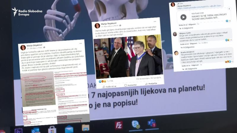 TV Liberty: Borba za prave informacije borba je i protiv COVID-19