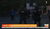 TV Prva na Jarinju: Biće ovo duga noć FOTO