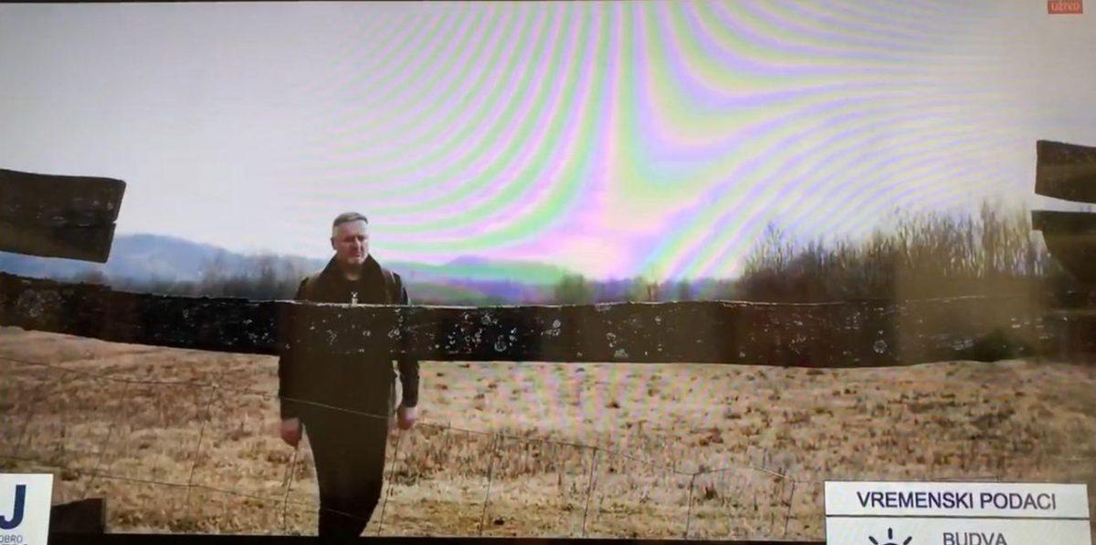 TVCG: U Jutarnjem programu greškom emitovana numera Tompsona