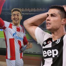 TVITER GORI - UEFA MAFIJA: Izabran igrač nedelje, električar iz Crvene zvezde je opljačkan! (FOTO)