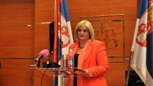 Tabaković: Devizne rezerve na najvišem nivou