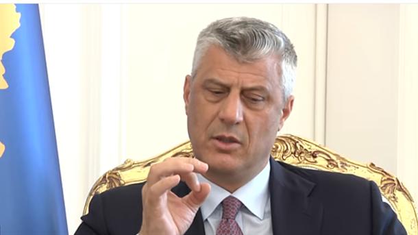 Tači: Konačna faza, Srbija uskoro priznaje Kosovo