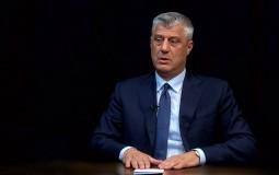Tači: Kosovo spremno da nastavi dijalog sa Srbijom