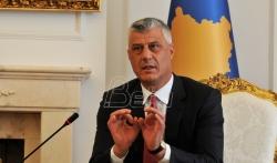 Tači: Kosovo spremno da nastavi dijalog sa Srbijom.