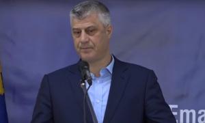 Tači: Kosovu naneta istorijska nepravda, to je kao da sudite Jevrejima jer su ih ubijali nacisti!