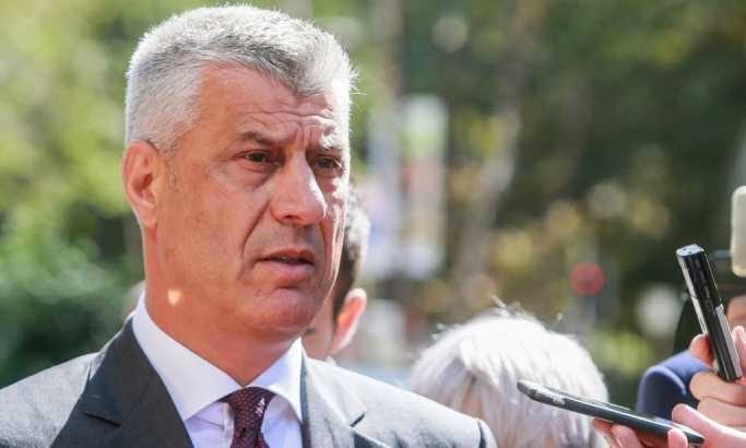 Tači: Makron podržao sporazum Beograda i Prištine uz korekciju granice