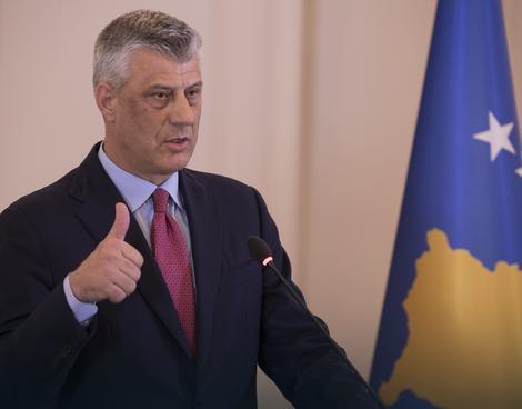 Tači: Naporno ćemo raditi da Kosovo ubrzo postane članica UN; Dačić: Tači probudi se iz fatamorgane