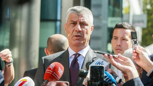 Tači: Zbog male štete Srbiji, narušili smo odnose sa SAD
