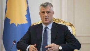 Tači: Novo rukovodstvo EU da dokaže da je održivi partner regiona
