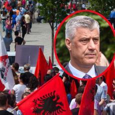 Tači PODVIO REP: Po svaku cenu traži RAZGRANIČENJE na KOSOVU inače LETI PRAVO U ZABORAV!
