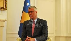 Tači: Poruka Vučića da Srbija želi kompromis, ali da neće priznati Kosovo je provokacija