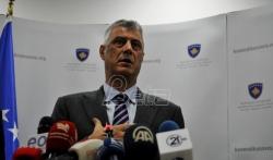 Tači : Sa Hejlom smo razgovarali o aktuelnoj situaciji ba Kosovu i dijalogu Kosovo Srbija