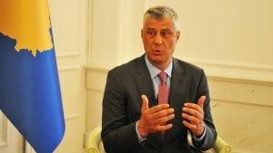 Tači: Sporazum sa Srbijom, NATO i EU