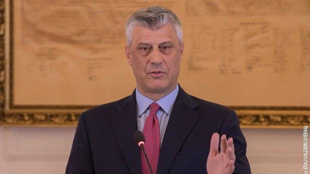 """Tači: Za pripanje """"preševske doline"""", priznavanje od Srbije i viznu liberalizaciju"""