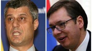Tači i Vučić sutra u Bratislavi?