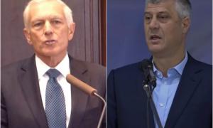 Tači odlikovao Veslija Klarka: Uporan u obezbeđivanju slobede na Kosovu